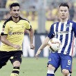 Hertha de Berlín vs Borussia Dortmund en vivo y en directo online