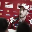 """Andrea Dovizioso: """"Lorenzo puede ser uno de los pilotos que luche por el título este año"""""""