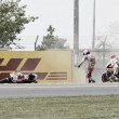 Why did so many riders crash out of MotoGP Le Mans?