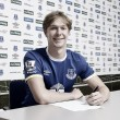 Kieran Dowell signs Everton contract extension