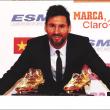"""Messi: """"Il calcio italiano non è più lo stesso, non mi vedo allenatore in futuro"""""""