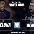 Jogo Barcelona x Alavés AO VIVO hoje na La Liga 2018/19 (0-0)