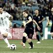 Russia 2018 - La Croazia disintegra l'Argentina 3-0 e vola agli ottavi