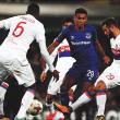 Europa League - Il Lione piega l'Everton: 1-2 al Goodison Park