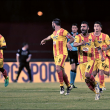 Play-off Serie B - Il Benevento vola in semifinale: battuto 2-1 lo Spezia