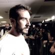 """Mancuello comemora vitória, lamenta lesão de Diego Alves e dá força a Muralha: """"Monstro"""""""