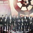 Com Ronaldo melhor jogador e apenas Simeone do Atlético, La Liga divulga prêmios de 2014