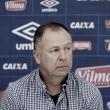 """Após empate, Mano lamenta: """"Poderíamos ter tido uma vantagem maior"""""""