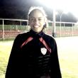 """Atacante da Portuguesa, Fernanda exalta gol relâmpago em vitória sobre América-MG: """"Deu ânimo"""""""