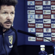 """Atletico Madrid - Parla Simeone: """"Grande sforzo del club, sappiamo ciò che vogliamo"""""""