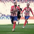 Liga - L'Atletico regola il Siviglia: 2-0 al Metropolitano