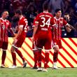 ICC - Ancelotti batte Conte: 3-2 del Bayern Monaco al Chelsea