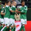 Werder Bremen 2-0 VfL Wolfsburg:Die Werderaner move second with victory over Wolves