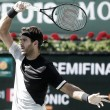 Atp Indian Wells, Del Potro demolisce Raonic