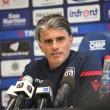 """Cagliari, Lopez: """"Piedi per terra, il nostro obiettivo resta la salvezza"""""""