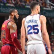 NBA - James guida i Cavs contro Philadelphia, Atlanta  sorprende i Magic