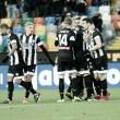 Udinese - Col Benevento partita brutta, ma i punti valgono lo stesso