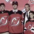 Jack Hughes, primera elección del Draft 2019 de la NHL