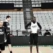 Ousmane Drame: ''Queremos recuperar la línea de principio de temporada''