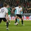 Qualificazioni Russia 2018 - Draxler-Khedira, la Germania fa tris
