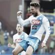 """Mertens faz balanço positivo da temporada do Napoli: """"Jogamos muito bem"""""""