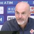 """Fiorentina, Pioli in conferenza: """"Squadra concentrata, vogliamo continuare così"""""""