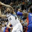 Minnesota Timberwolves Fend Off The Detroit Pistons Comeback Efforts, Win 97-91