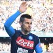 """Napoli, Christian Maggio saluta i tifosi: """"Anni fantastici, deluso da Sarri"""""""
