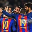 FC Barcelona 4-0 Borussia Mönchengladbach: Turan hat-trick helps Barca to easy win