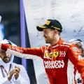 """Formula 1 - Vettel: """"Complimenti a Hamilton, saremo più forti nel 2019"""""""