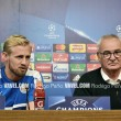 Ranieri and Schmeichel looking for positive result against Copenhagen