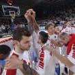 Legabasket Serie A - Milano è campione d'Italia: battuta Trento per 91-76
