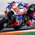 """MotoGP - Bagnaia: """"Non mi aspettavo questo feeling"""""""