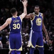 Golden State Warriors, en busca de la perfección en la carretera