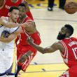 Stephen Curry Masterclass Helps Warriors Blow Out Rockets To Take 3-0 Lead 115-80