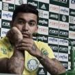 Prestes a completar 100 jogos pelo Palmeiras, capitão Dudu projeta vida longa no clube