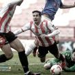 Un gol fantasma aleja el tren del playoff para el Logroñés
