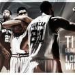 Tim Duncan se une al club de las 1.000 victorias