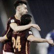 Roma 2-1 Sampdoria: Perotti opens account as Samp's problems mount
