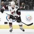 Arizona Coyotes' Christian Dvorak has arrived as NHL player