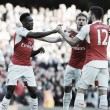 Arsenal 1-0 Norwich City: Welbeck's sweet strike seals three points for Gunners