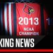 NCAA - Louisville penalizzata, titolo 2013 revocato