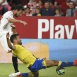 LaLiga: Ben Yedder e Sarabia trascinano il Siviglia, Las Palmas battuto 1-2