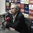 """Gerardo Pelusso: """"Hoy me gustó el equipo, tenemos muchas cosas por mejorar"""""""