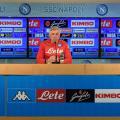 """Napoli, Ancelotti: """"Ho un contratto di 3 anni e non si deve parlare ancora di rinnovi"""""""