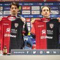 Cagliari: le ultime in vista del Milan. Presentato Luca Pellegrini