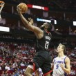 NBA - Houston gioisce all'overtime; Utah le suona ai Mavericks
