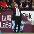 Clarets manager Dyche unhappy after Watford defeat