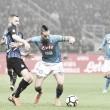Serie A: reti bianche fra Inter e Napoli nonostante la bella gara di San Siro. La Juve è prima da sola
