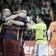 Dyego y Sergio Lozano sostienen al Barça Lassa